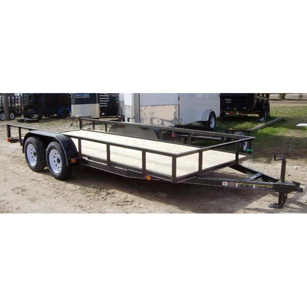 Where to find TRAILER RENTAL 6  x 16   12  side in Gulfport