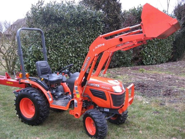 Where to find TRACTOR, 20hp Diesel in Gulfport