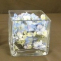 Rental store for GLASS DECOR CUBES - 4 in Gulfport MS