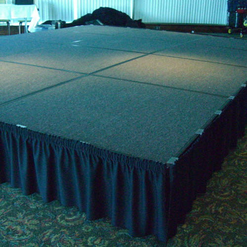 Where to find STAGE   4 X4  CARPETED - no dirt grass in Gulfport