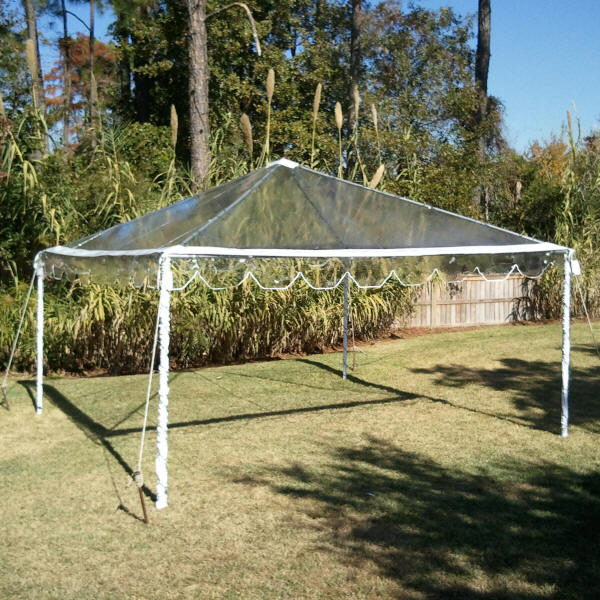 Where to find TENT-FRAME 15 X15  CLEAR in Gulfport