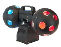 Rental store for LED SPINNING BALLS LIGHTS in Gulfport MS