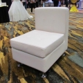 Rental store for LOUNGE, WHITE CHAIR  LOW BACK in Gulfport MS