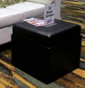Rental store for LOUNGE, BLACK TABLE CUBE in Gulfport MS