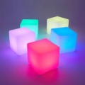 Rental store for GLOW CUBES 24  SQUARE w batteries in Gulfport MS