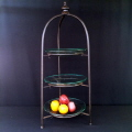 Rental store for TRAY, 3-TIER GLASS 38  TALL in Gulfport MS
