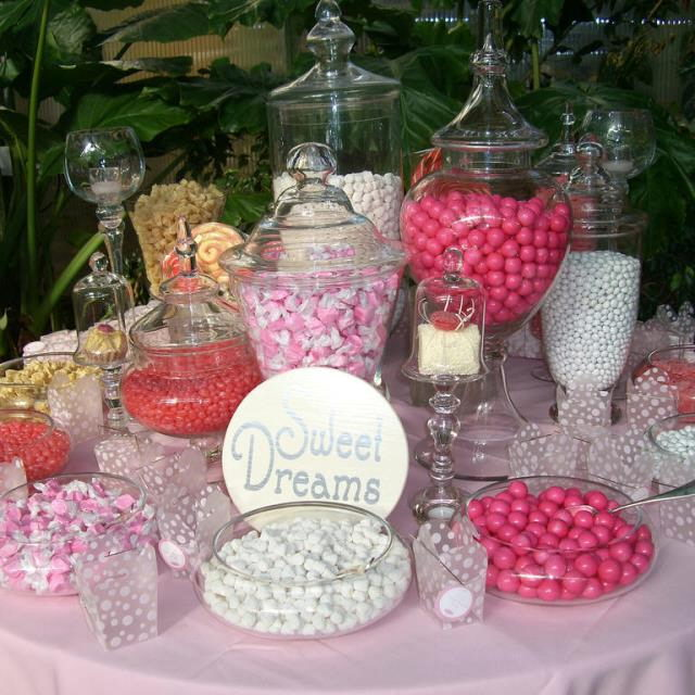 Candy Bar Set Up Deluxe 29 Piece Rentals Gulfport Ms