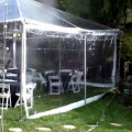 Rental store for TENT WALLS - CLEAR 20  x 8 in Gulfport MS