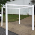 Rental store for PAGODA 8  X 8   WHITE in Gulfport MS