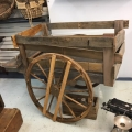 Rental store for CART WITH WHEELS - WOOD in Gulfport MS