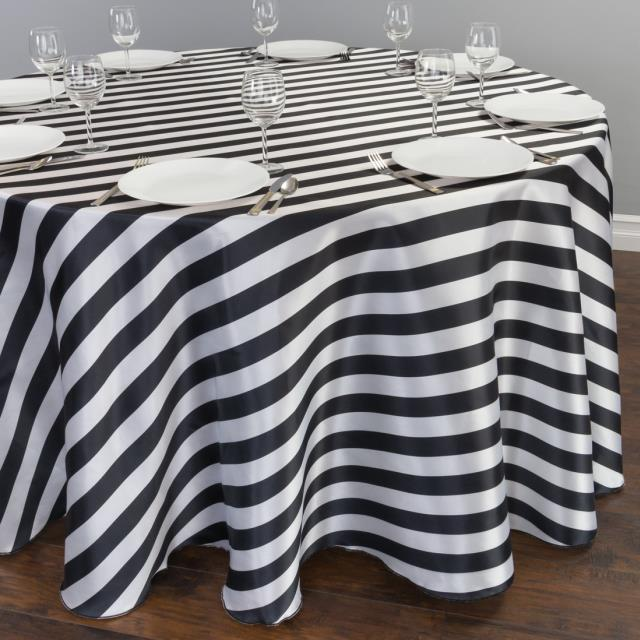Where to find POLY 120  STRIPED B W PRINT in Gulfport