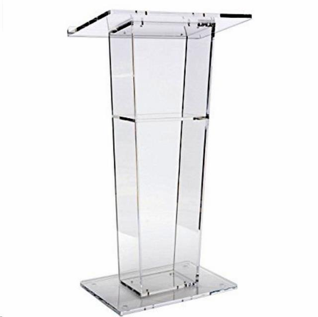 Where to find PODIUM, CLEAR ACRYLIC 47  TALL in Gulfport