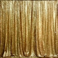 Rental store for DRAPES ONLY SEQUIN 10  GOLD  P D in Gulfport MS