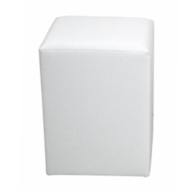 Where to find FURNITURE, CUBE WHITE 24  TALL in Gulfport