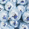Rental store for DISCO BALL DECOR SMALL in Gulfport MS