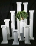 Rental store for COLUMNS, 96  WHITE - EACH in Gulfport MS