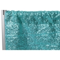 Rental store for DRAPE KIT  SEQUIN TURQUOISE 12 in Gulfport MS
