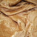 Rental store for DRAPES ONLY 10  GOLD SHIMMER CRUSH in Gulfport MS