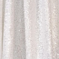 Rental store for DRAPES ONLY SEQUIN 10  WHITE  P D in Gulfport MS