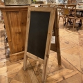 Rental store for CHALKBOARD - 2 SIDED FREESTAND   CHALK in Gulfport MS