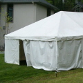 Rental store for TENT WALLS - SOLID 20  x 7 in Gulfport MS