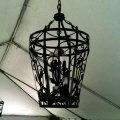 Rental store for CHANDELIER - BIRDCAGE METAL in Gulfport MS