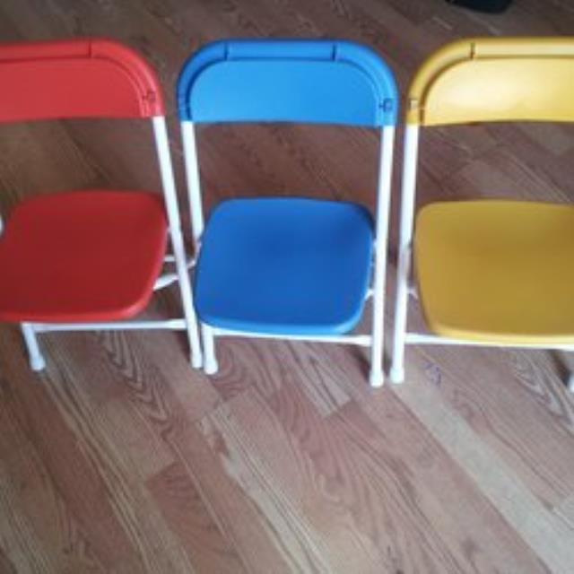 Where to find CHAIRS, CHILD FOLDING  multi colors in Gulfport