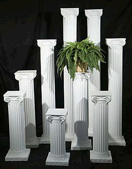 Where to find COLUMNS, 40  WHITE - EACH in Gulfport