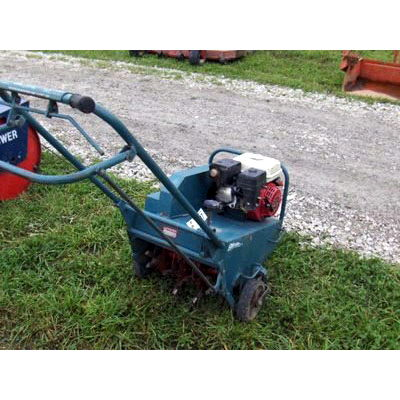 Powered Lawn Aerator Affordable Electric Powered Lawn