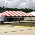 Rental store for TENT-FRAME 20 X40  RED in Gulfport MS