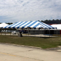 Rental store for TENT-FRAME 20 X40  BLUE in Gulfport MS