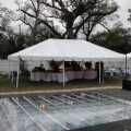 Rental store for TENT-FRAME 20 X40  WHITE in Gulfport MS