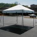 Rental store for TENT-FRAME 10 X10  WHITE - PLUS DEL PU in Gulfport MS
