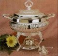 Rental store for CHAFING DISH, SILV 3 QT in Gulfport MS