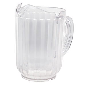 Where to find PITCHER, PLASTIC - 60 OZ in Gulfport