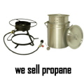 Rental store for CRAB POT  60 QT    BURNER  propane extr in Gulfport MS
