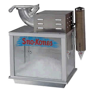 Where to find SNOWCONE MACHINE in Gulfport